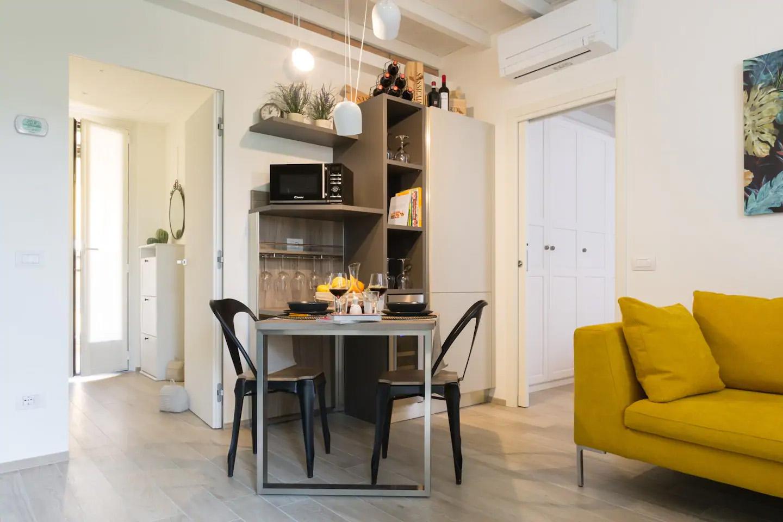 Appartamento ristrutturato a Milano