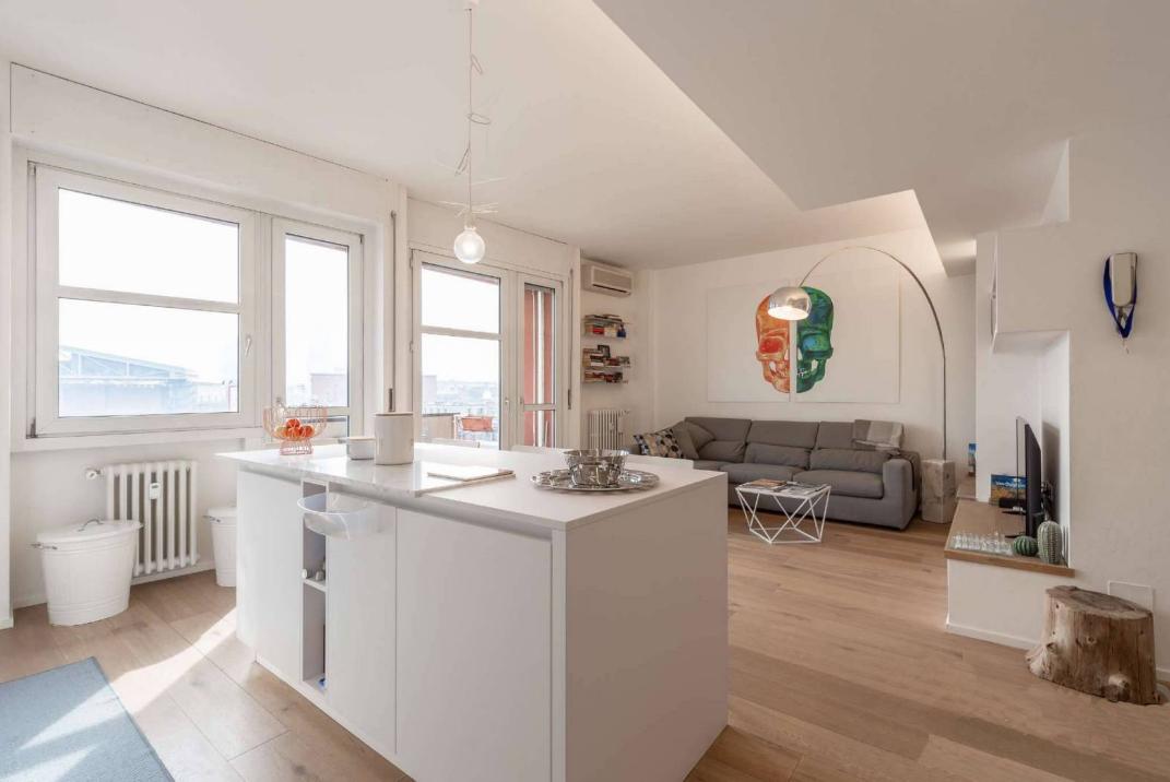 Appartamento 110mq ristrutturato a Milano